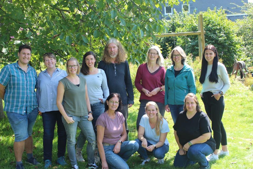 Evangelisches Familienzentrum Team